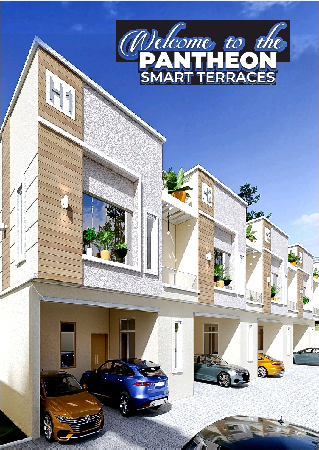 THE PANTHEON SMART HOMES