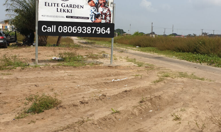Elite Garden Estate – Abijo GRA
