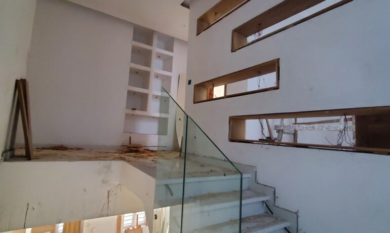 BRAND NEW 5 BEDROOM DETACHED HOUSE WITH BQ