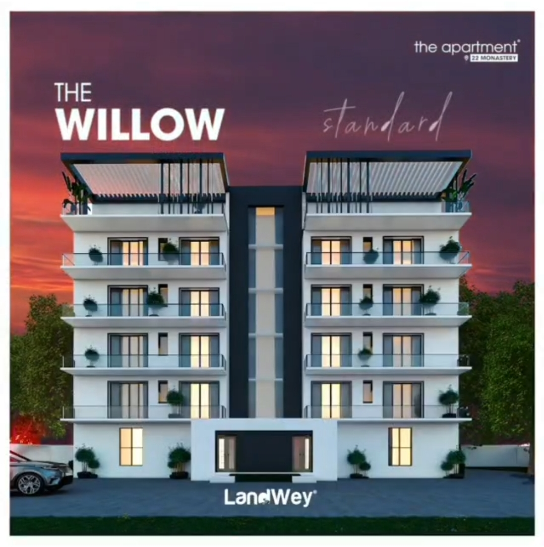 THE APARTMENT – WILLOW (STANDARD)